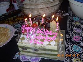 Piya's Birthday Cake
