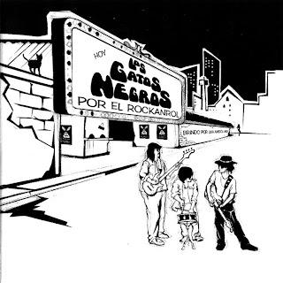 [Rock Chileno] Los Gatos Negros - Discografía