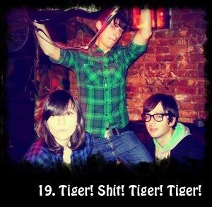 Tiger! Shit! Tiger! Tiger!