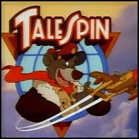 The Disney Afternoon Tail Spin