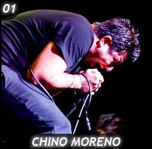 Chino Moreno and his Fat
