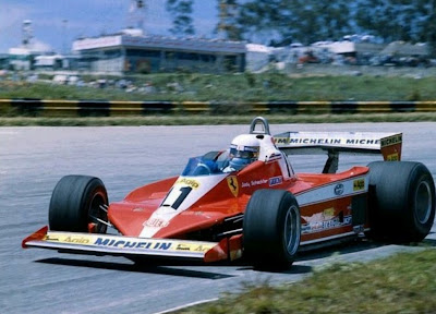 vida de Gilles Villeneuve - 6ª parte, a época de 1979 (1ª metade)