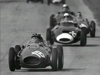 GP da Itália de Formula 1, Monza, em  1958 - continental-circus.blogspot.com