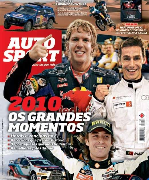 Albuquerque Volkswagen: Continental Circus: A Capa Do Autosport Desta Semana