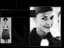 Amélie Poulain, um apelido que ganhei em uma comunidade de cinema Noir.