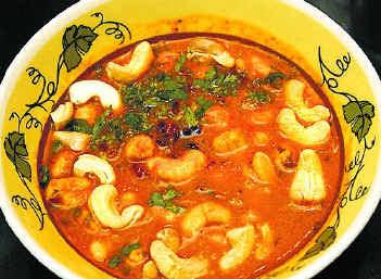 Cashew Curry | Sri Lankan Food recipes