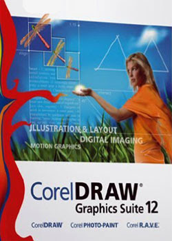 CorelDRAW Graphics Suite 12 Licensing Media Pack RUS (LMPCGS12RUSPC.
