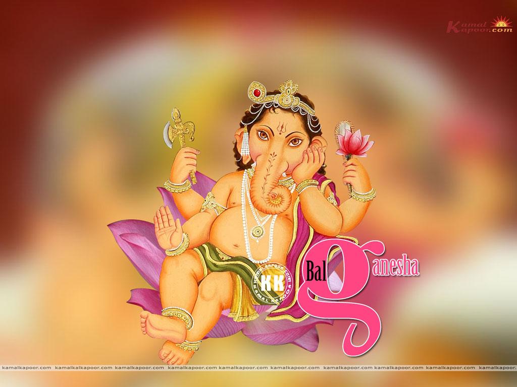 Wallpaper download ganesh - Bal Ganesh Wallpaper 4