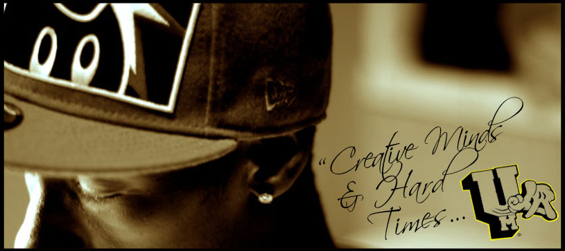"""Creative Minds & Hard Times"""