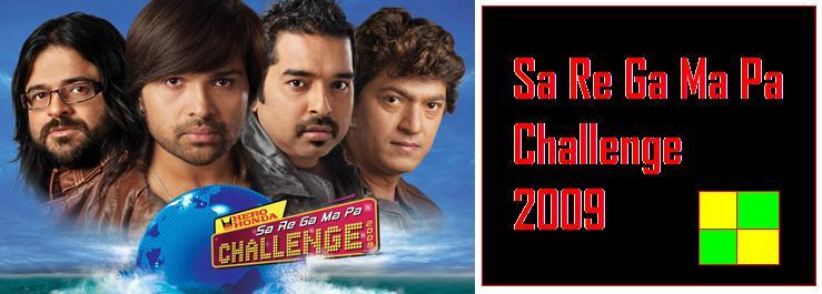 Saregamapa Challenge 2009