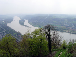 View from Drachensfel