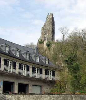Drachensfel ruined castle