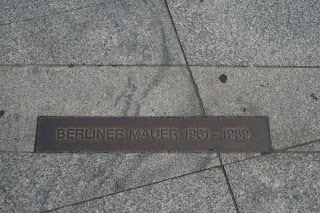 Berlin Wall sign