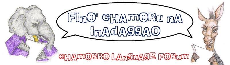 Fino' Chamoru na Inadaggao Siha
