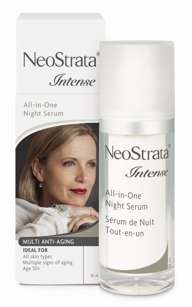 ... NeoStrata has new addition to their Intense line for mature women with ...