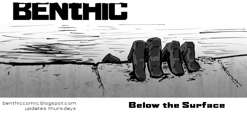 Benthic - Below The Surface