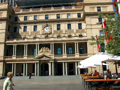 customs house in sydney
