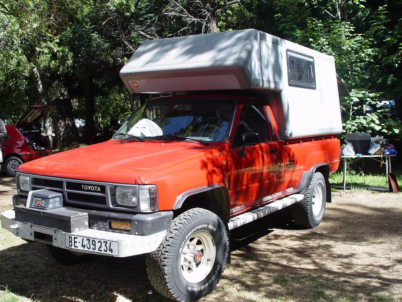 Camper 4x4 In Usa Autos Weblog