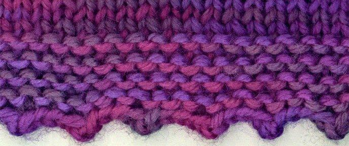 Knitting Casting Off Garter Stitch : Janet knits stitches a creative life okanagan knitting