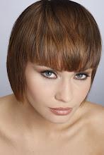Réalisation  coiffure pour  la campagne publicitaire  Nouvelle coloration  Pascal Coste