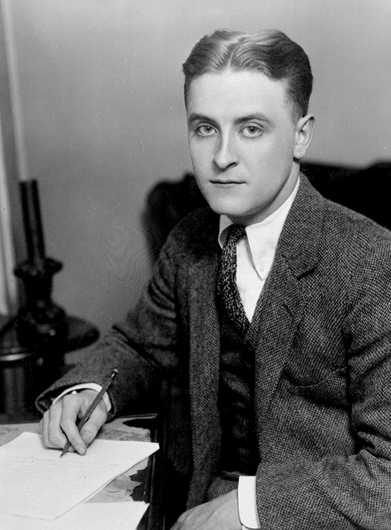 F.Scott Fitzgerald
