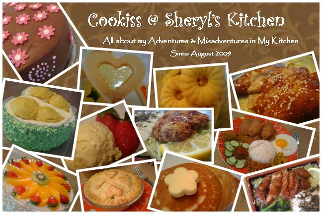 Cookiss @ Sheryl&#39;s Kitchen