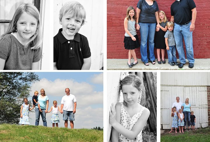 New Ulm Minneapolis Family Photographer