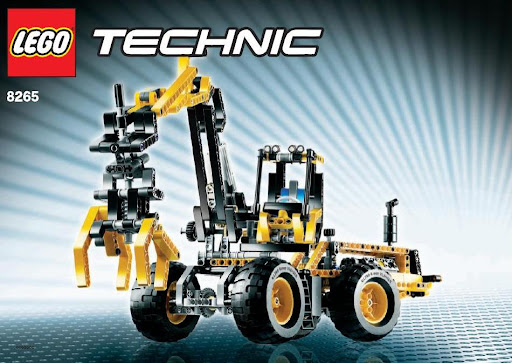 Technicbricks B Model Instructions For 2h2009 Technic Sets Made