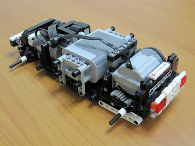 Muscle cars instructions - LEGO Technic, Mindstorms ...