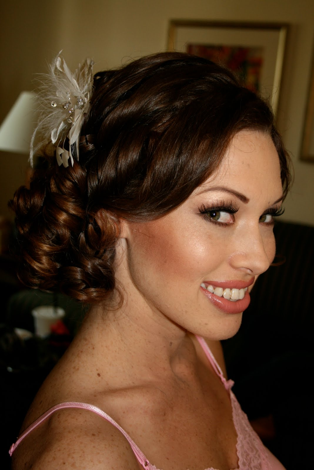Corona Wedding Before After Hair Makeup By Lia Beauty By Lia