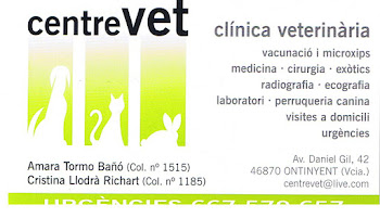 Clínica veterinaria colaboradora