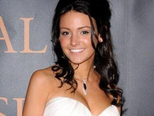 598411170 michelle keegan s r patz christmas wish