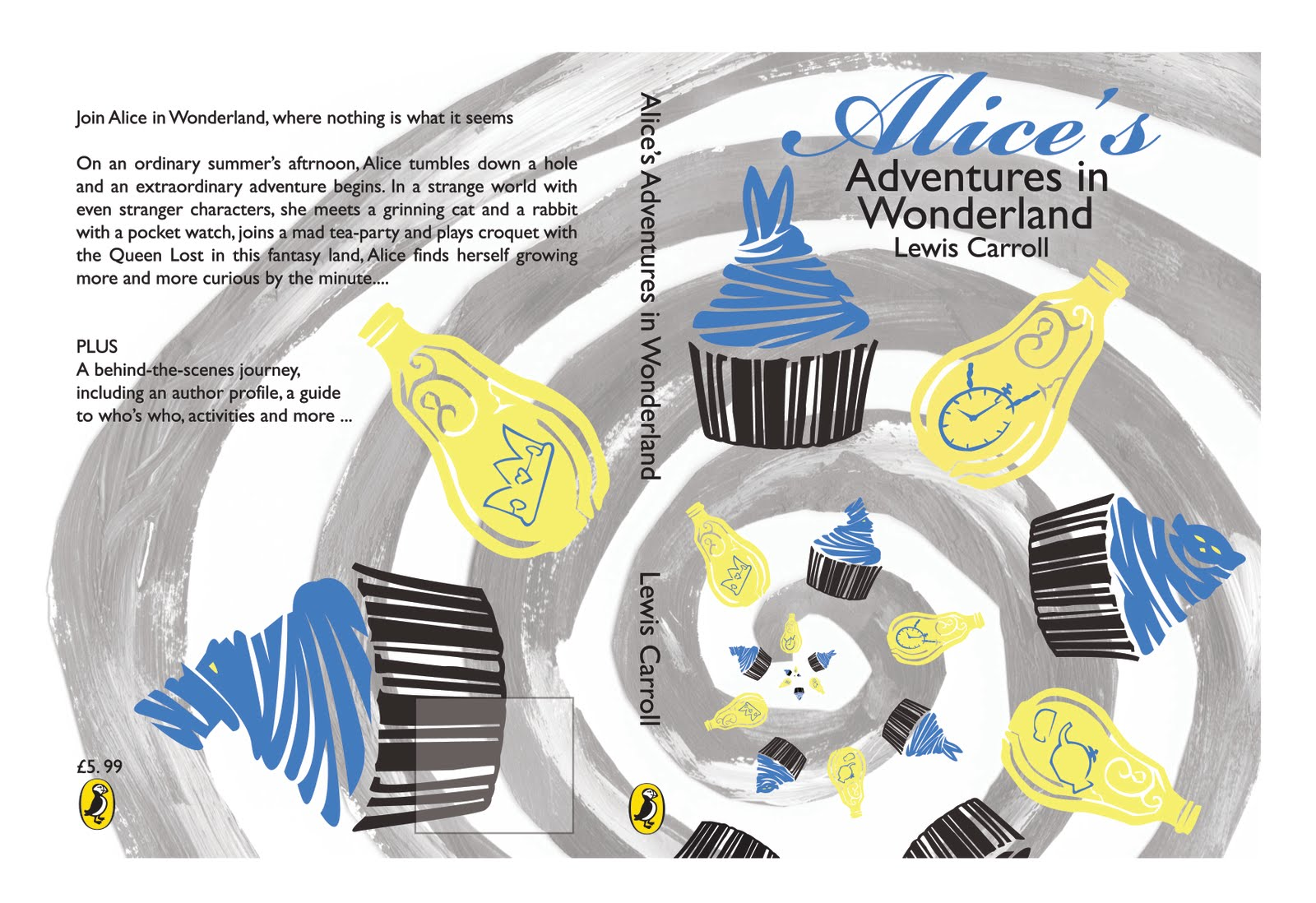 Book Cover Design For Competition ~ Sean brown graphic design penguin puffin book cover competition