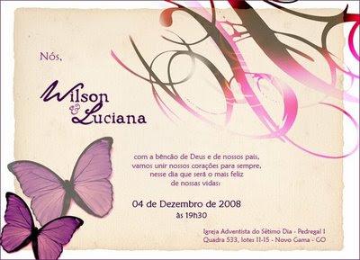 Imagens Noivas on Falando De Casamento  Convites De Casamento E Frases