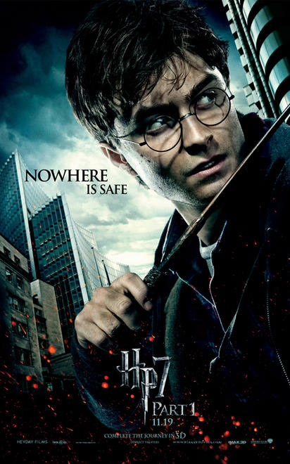 Harry Potter e as Relíquias da Morte : Parte 1   Dublado