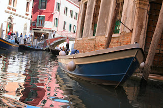 Italien, Venedig - Bröllopsresa