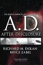 Upcoming book &#39;After Disclosure&#39; is guide to UFOs, life after ET contact