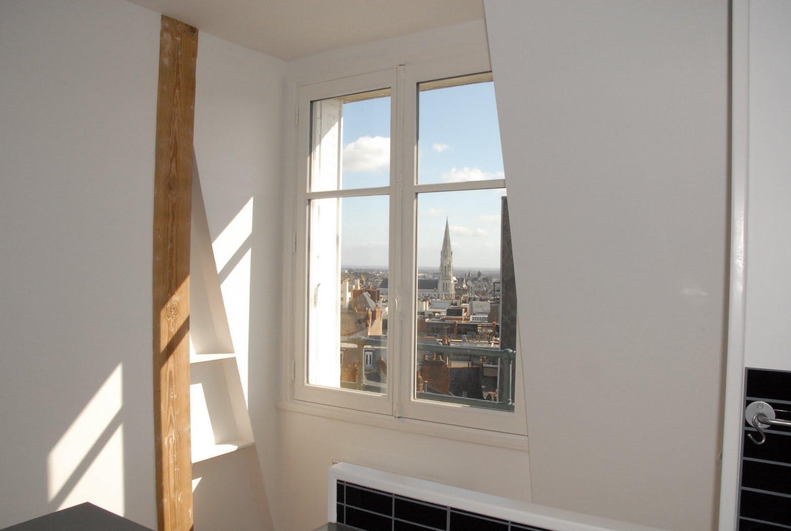 atelier d 39 architecture castellani r novation d 39 un immeuble art d co et cr ation de deux. Black Bedroom Furniture Sets. Home Design Ideas