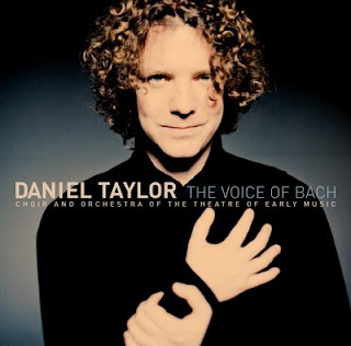 daniel taylor voice of bach theatre of early music