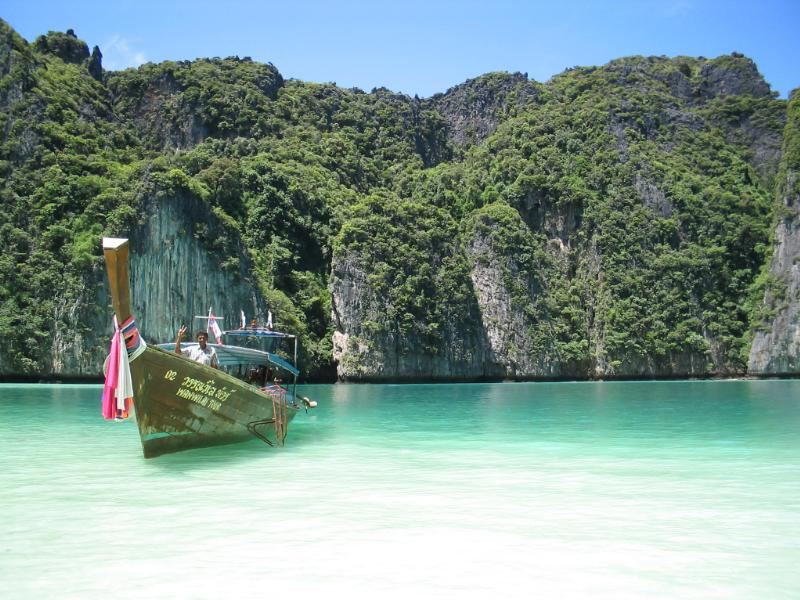 world top places: thailand beaches pictures