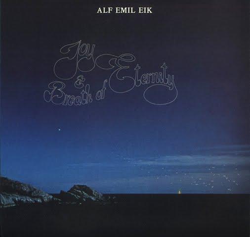 Alf Emil Eik Joy Breath Of Eternity