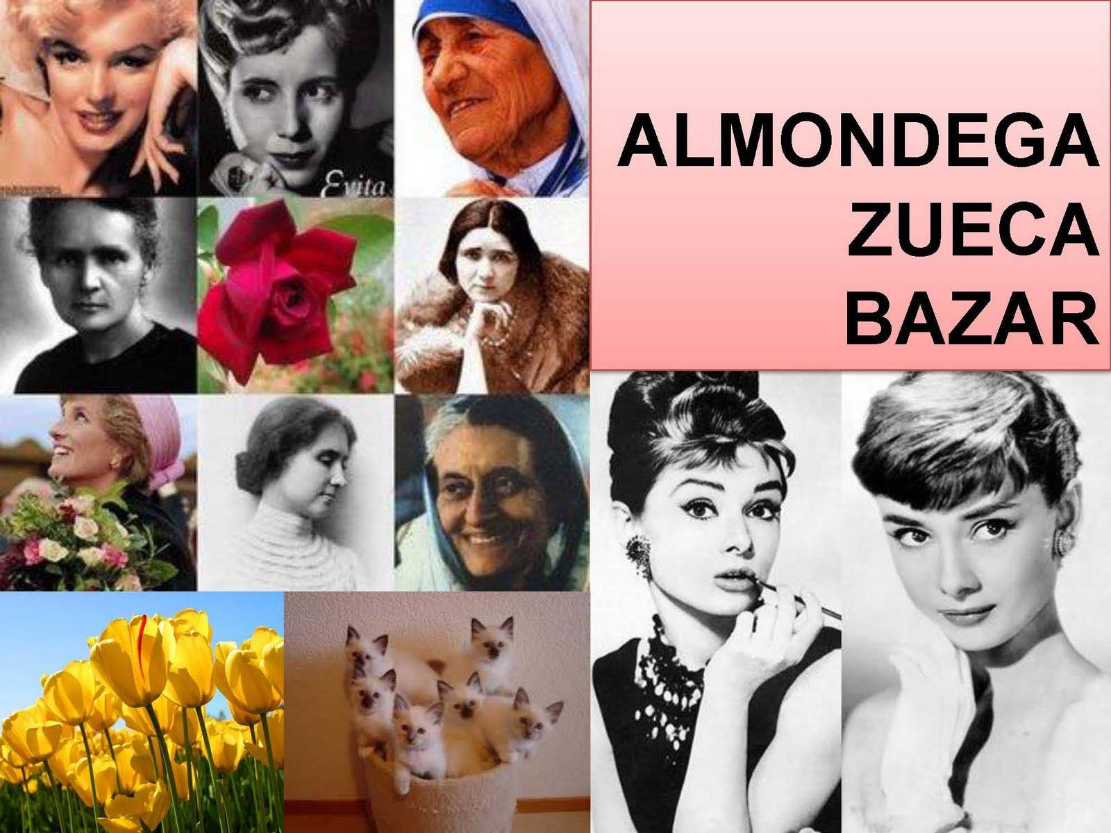 Almondega Zueca Bazar