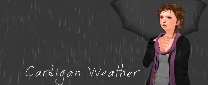 Cardigan Weather