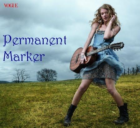 Permanent Marker Taylor Swift on Dizzy Downloads  Permanent Marker   Taylor Swift