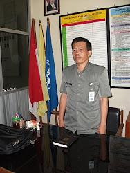 Kepala SMP Negeri 2 Plupuh Tahun 2010 - 2012