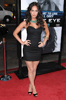 Megan Fox black dress