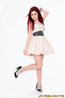Ariana Grande Victorious promo photo shoot