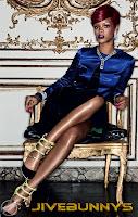 Rihanna unknown photo shoot