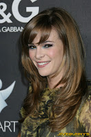 Danielle Panabaker grand opening D&G boutique in LA