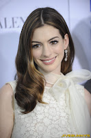 Anne Hathaway Love & Other Drugs Screening At DGA Theater In New York City
